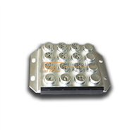 Metal keypad, panel mount numeric keypad, public phone keypad
